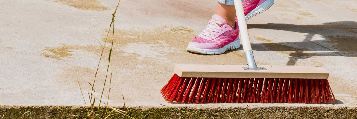How to Clean a Patio or Paving