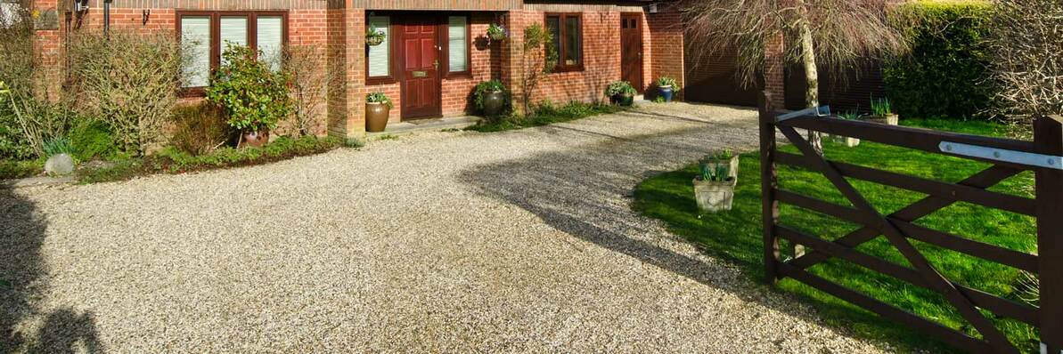 How To Lay a Gravel Driveway or Path