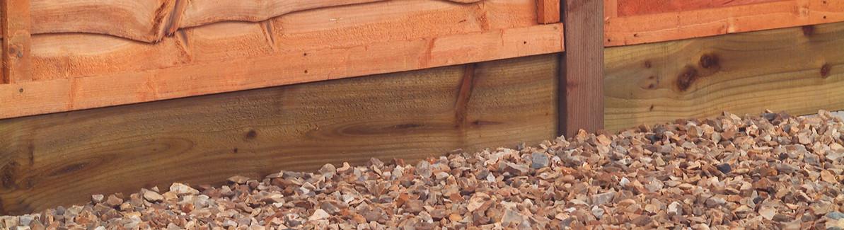 Gravel Boards Installation