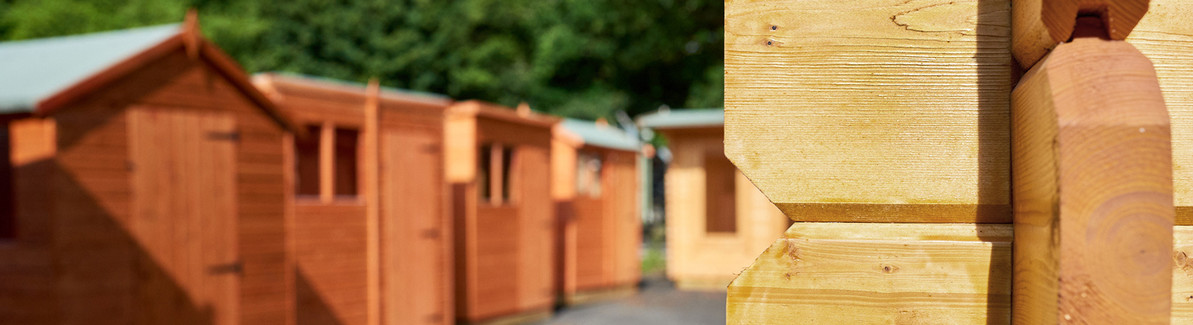 Ideas for Decorating your Shed