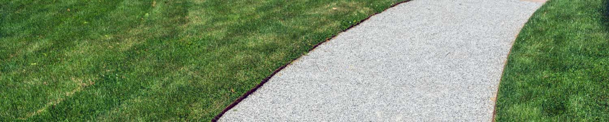 Lawn Edging Like a Pro With Steel Edging and Tree Rings