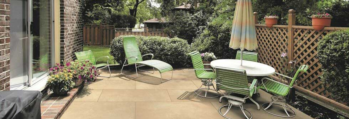 What is Porcelain Paving?