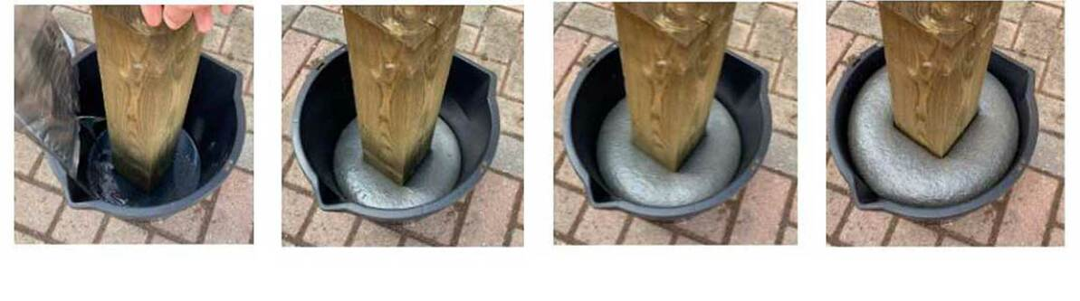 What is Fence Post Foam?