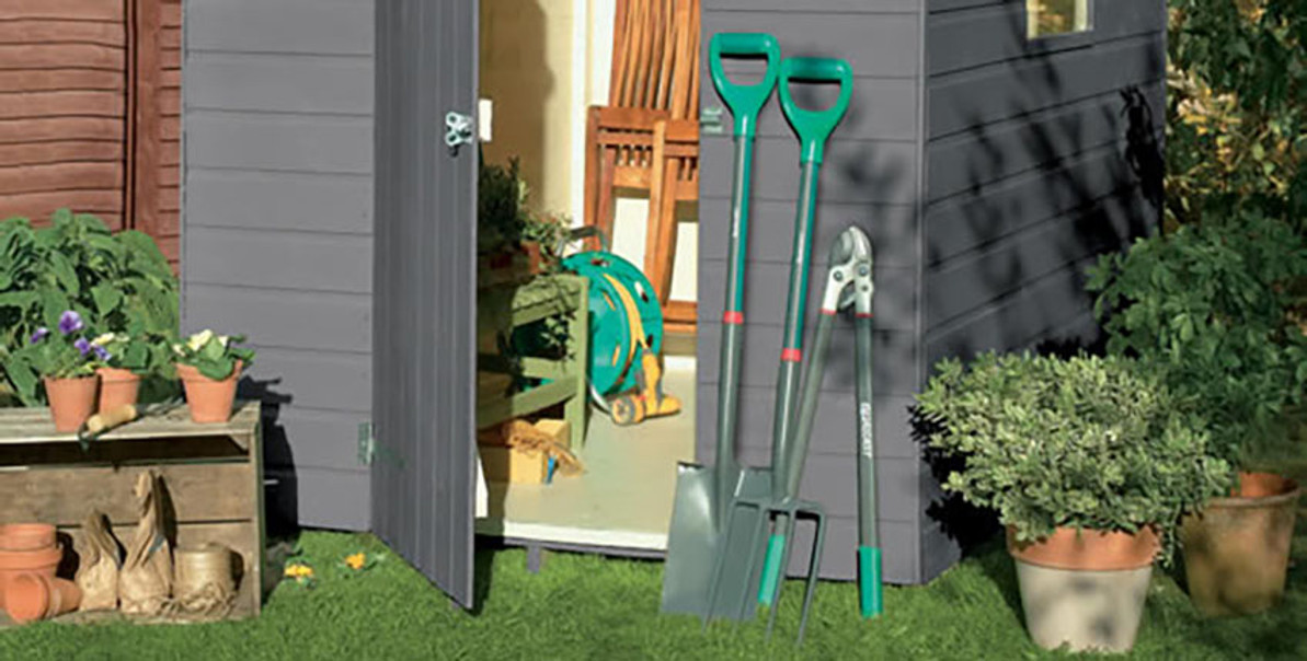 How to Paint a Shed or Garden Building