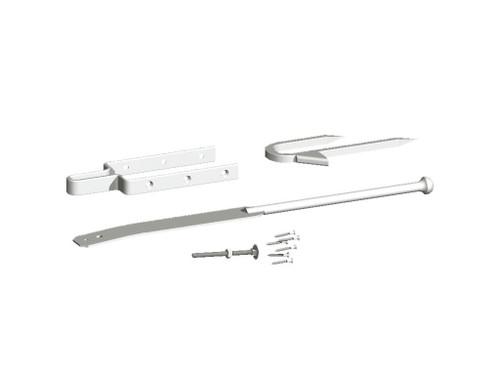 Galvanised Spring Fastener Set  (Pre-Packed With Screws)
