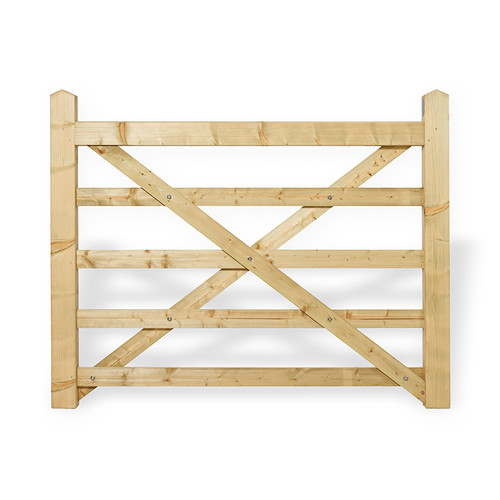 4' - 5 bar Field Gate Universal Hang