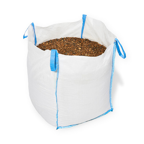20mm Golden Gravel Bulk Bag - Approx 850kg