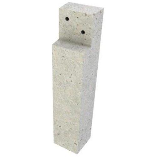 450mm Concrete Deck Post 100x100mm