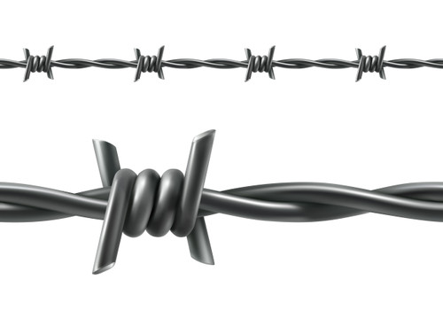 B.S. Barbed Wire 200M Coil