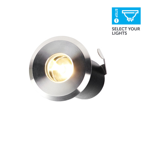 Ellumière Deck Light - set of 4 1w, 0.2m cable each