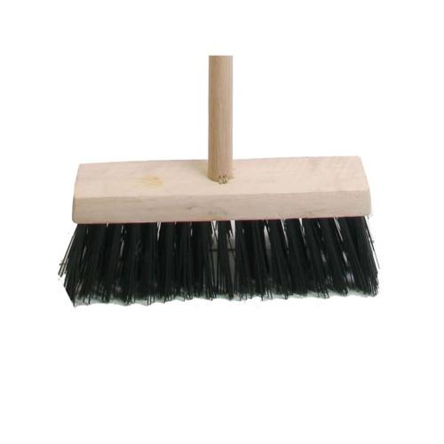 PVC Broom C/W Handle