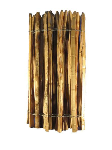 Chestnut Paling (9200mm x 900mm) - 2 Wire