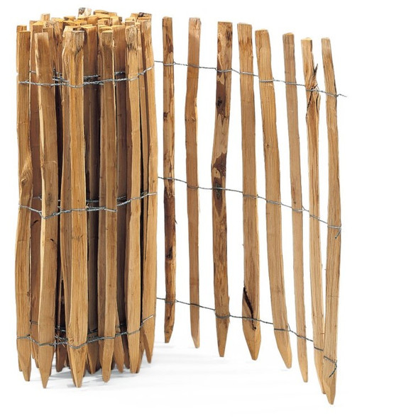 Chestnut Paling (4600mm x 1500mm) - 3 Wire