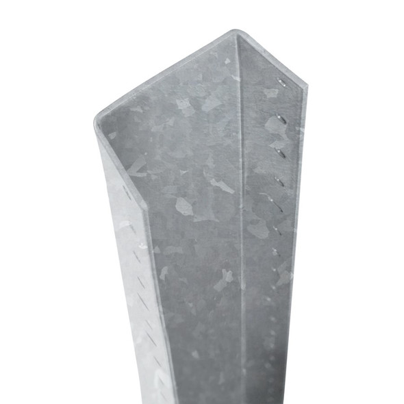 DuraPost U Channel (1800 x 30 x 55mm) - Plain Steel Finish