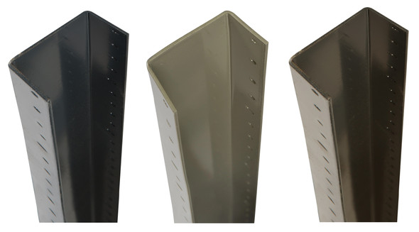 DuraPost U Channel (1800 x 30 x 55mm) - Powder Coated Finish