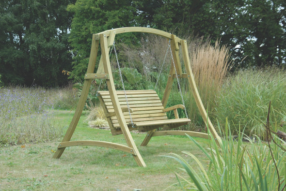 Swing Seat - Pressure Treated Green Timber
