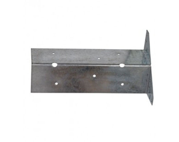 Arris Rail Repair Bracket (225mm) - Galvanised Steel
