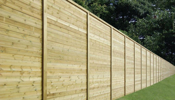 Jacksons 12K Envirofence Acoustic Panel Kit for 1 Metre Bay (2000mm High)