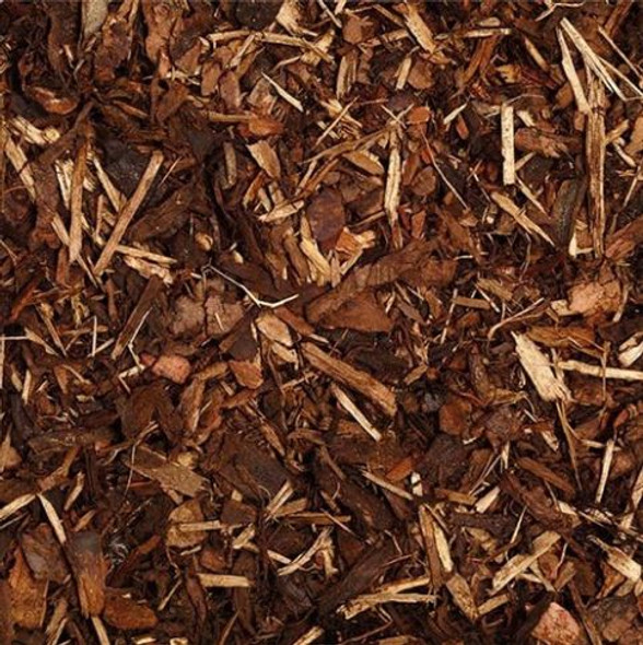 Melcourt Spruce Ornamental Bark Mulch Bulk Bag