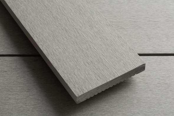 SmartBoard Composite Decking (3600 x 20 x 138mm) - Battleship Grey