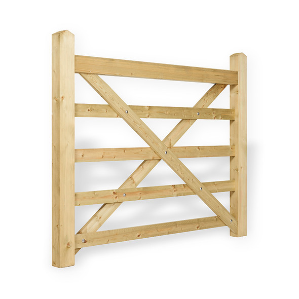 5' - 5 bar Field Gate Universal Hang