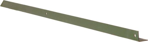 2500mm Angle Iron Intermediate Green Fence Post (40 x 40 x 5mm)