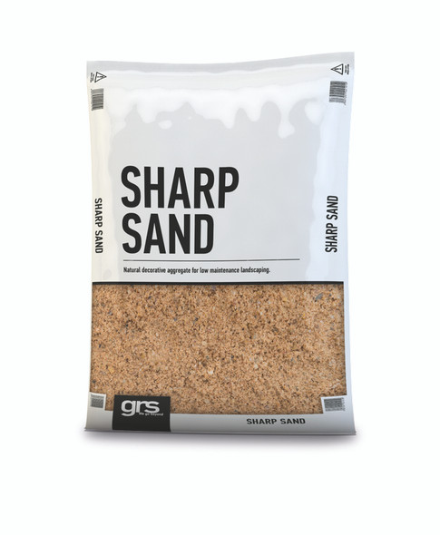 Sharp Sand (25KG Bag)