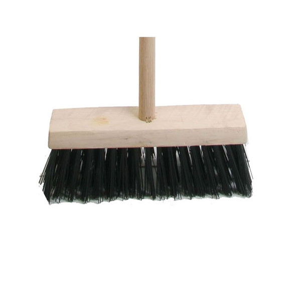 PVC Broom C/W Handle