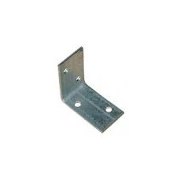 Handrail Fixing Bracket (50 x 50 x 30mm) - Galvanised Steel