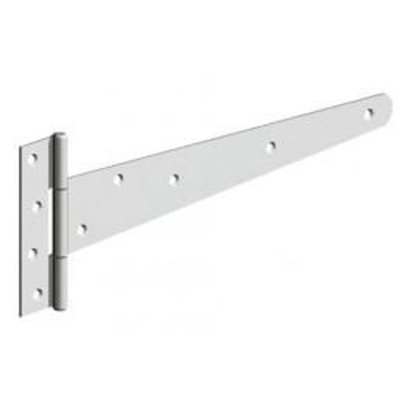 "Pair of  24"" Galvanised Heavy 'T' Hinges (Without Screws)"