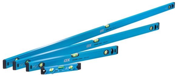 OX Tools - Trade 4 Piece Level Set