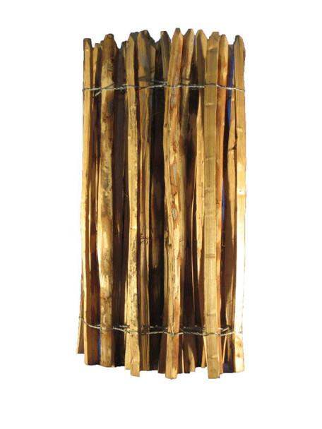 Chestnut Paling (9200mm x 1220mm) - 2 Wire