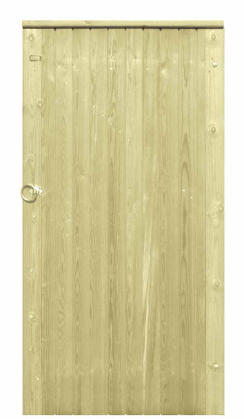 Brook Boarded Gate (1930 x 1000mm) - Pressure Treated Green Timber