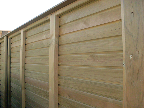 Horizontal Tongue & Groove Fence Panel (1830 x 1830mm)