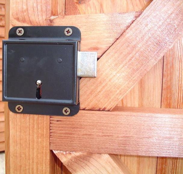 Press Lock