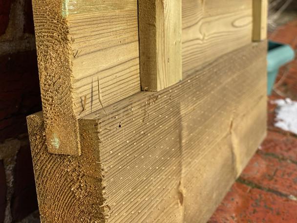 Integrated Gravel Board
