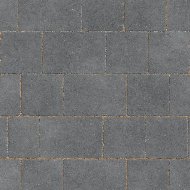 Marshalls Drivesett Tegula Block Paving - Charcoal