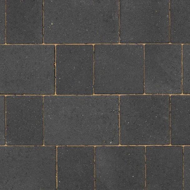 Marshalls Drivesett Savanna Block Paving - Charcoal