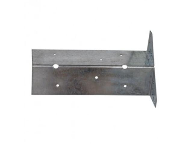 Arris Rail Repair Bracket (225mm) - Galvanised Steel