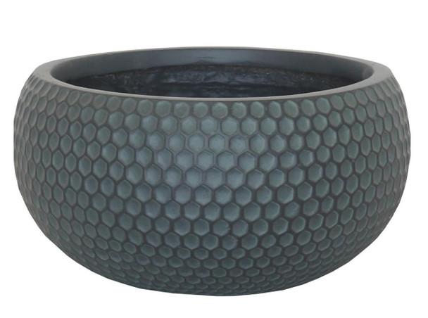 Honeycomb Fibrestone Bowl Planter