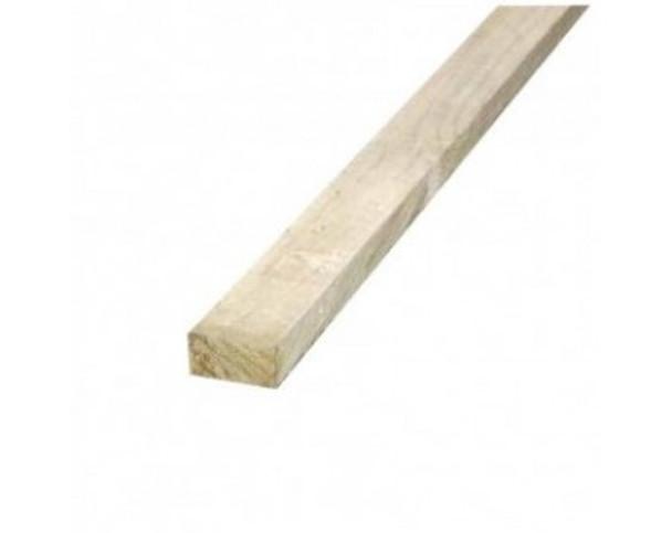 47 x 75 x 3600mm Sawn Treated C16 Green Timber