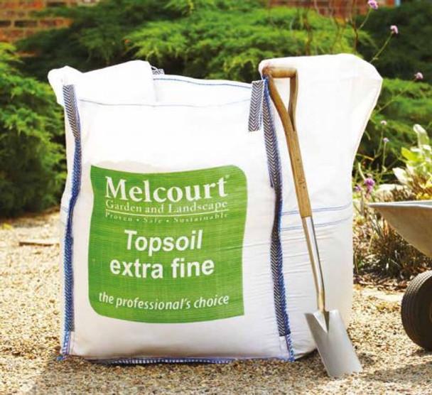 Extra Fine Topsoil Bulk Bag