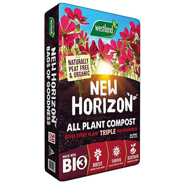 Westland New Horizon All Plant Compost (50L)
