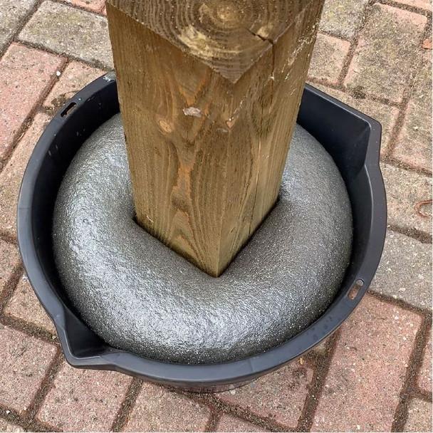 Pro-Set Rapid Post Mix/Setting Resin Foam