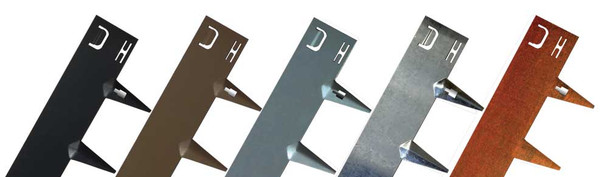 CORE EDGE Flexible Steel Edging (5m pack)