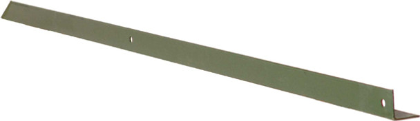 2500mm Angle Iron Intermediate Green Fence Post (40 x 40 x 5mm)
