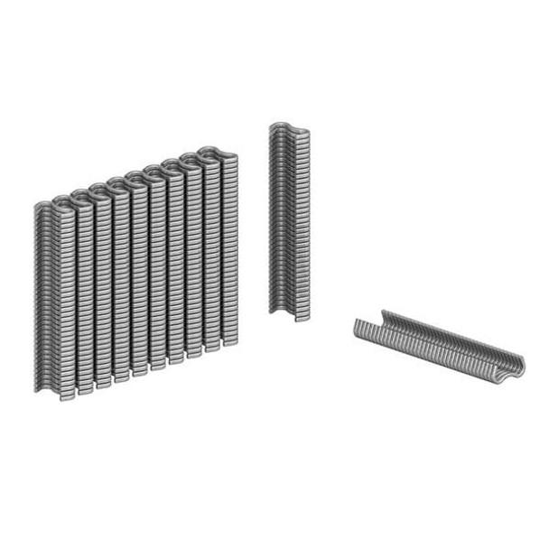 F20 Galvanised Ring Fastener Clips (Pack of 1000)