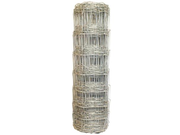 Livestock Fence (800mm) - HT8/80/15 Galvanised 100 Metre Roll