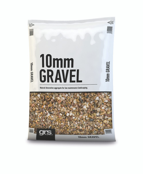 10mm Shingle (25KG Bag)