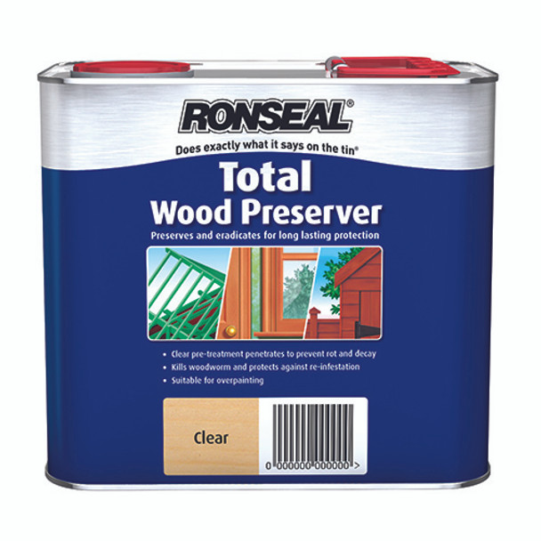 Ronseal Shed & Fence Preserver